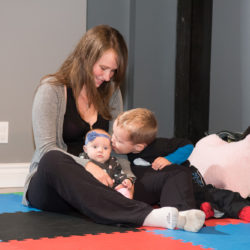 classes for siblings and babies Milton Ontario
