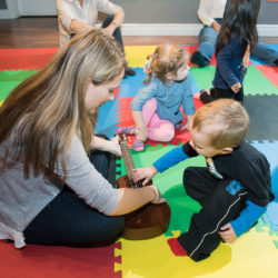 baby music lessons Milton Ontario