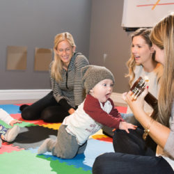 mom & baby music programs Milton Ontario