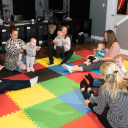 mom & tot music program Milton Ontario