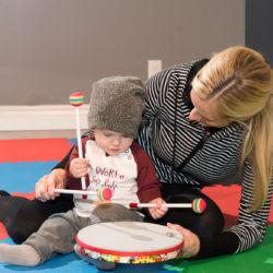 mom and baby music program Milton Ontario