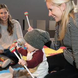 music classes for moms and babies Halton Ontario