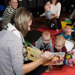 Music class for infants Milton Ontario
