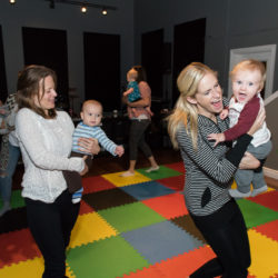babies and toddlers music classes and programming Halton Ontario