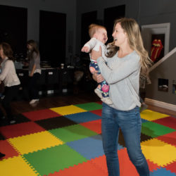 Halton Ontario mom and baby music class