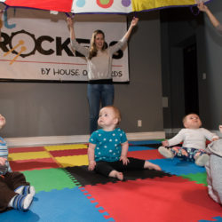 Georgetown and Milton Ontario family classes for siblings toddlers and infants