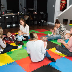 mom and baby kindermusik classes Milton Ontario