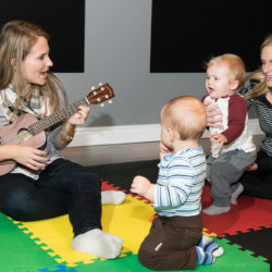 baby and mom music activities and classes Milton Ontario